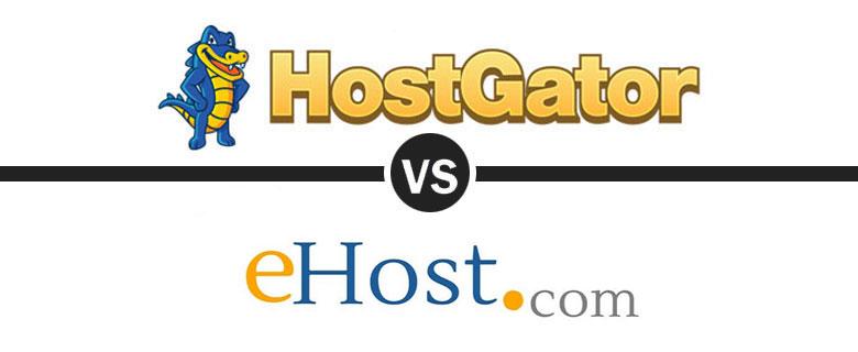 hostgator-ehost-comparison