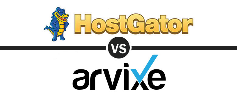 hostgator-arvixe-comparison