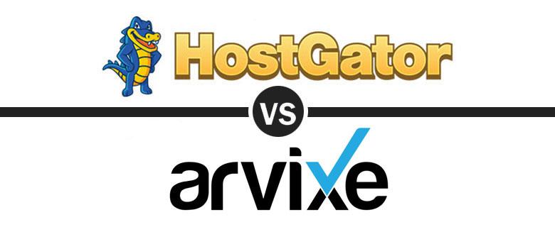 hostgator-arvixe-comparison