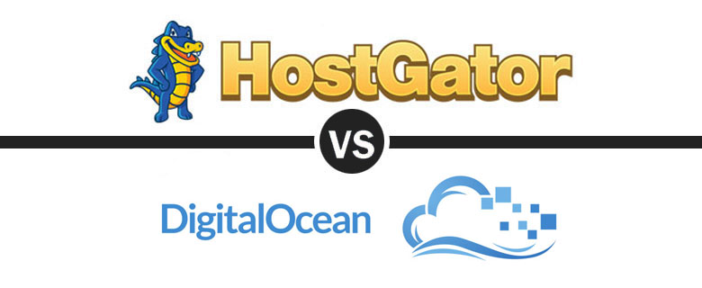 hostgator-digitalocean-comparison