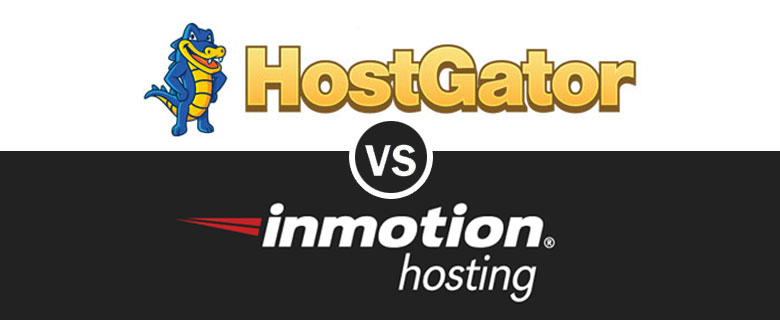 Hostgator v/s InMotion hosting Comparison