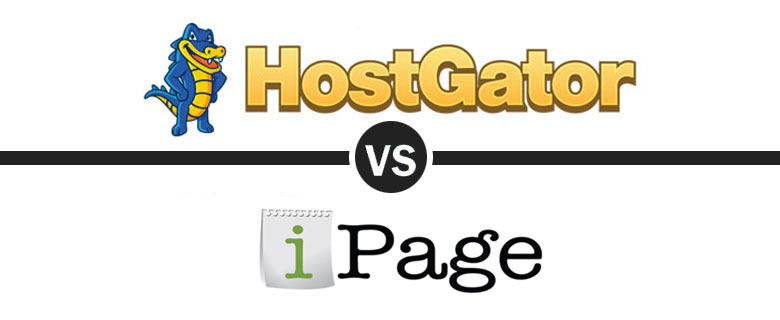 hostgator vs ipage hosting comparison