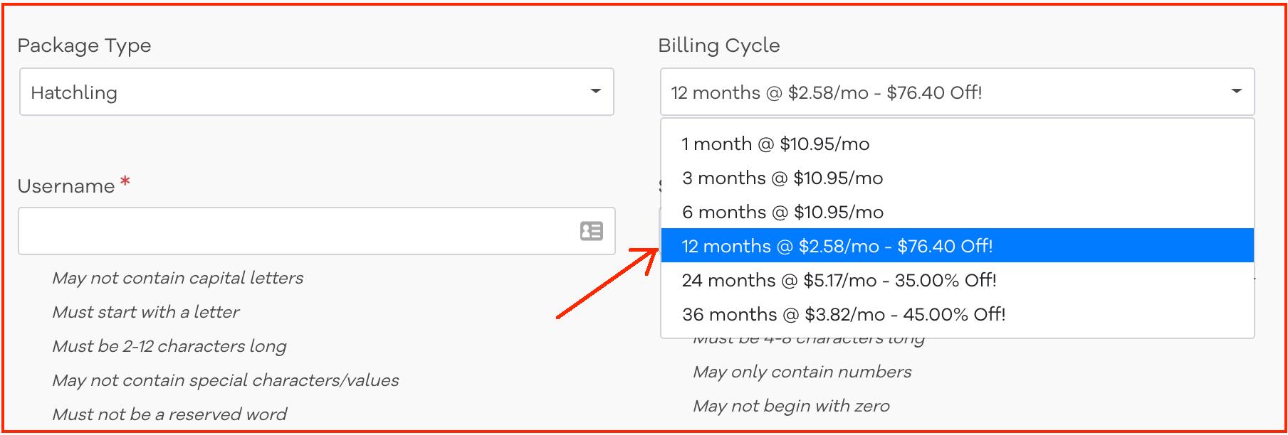 hostgator shared hosting 1 year bundle coupon